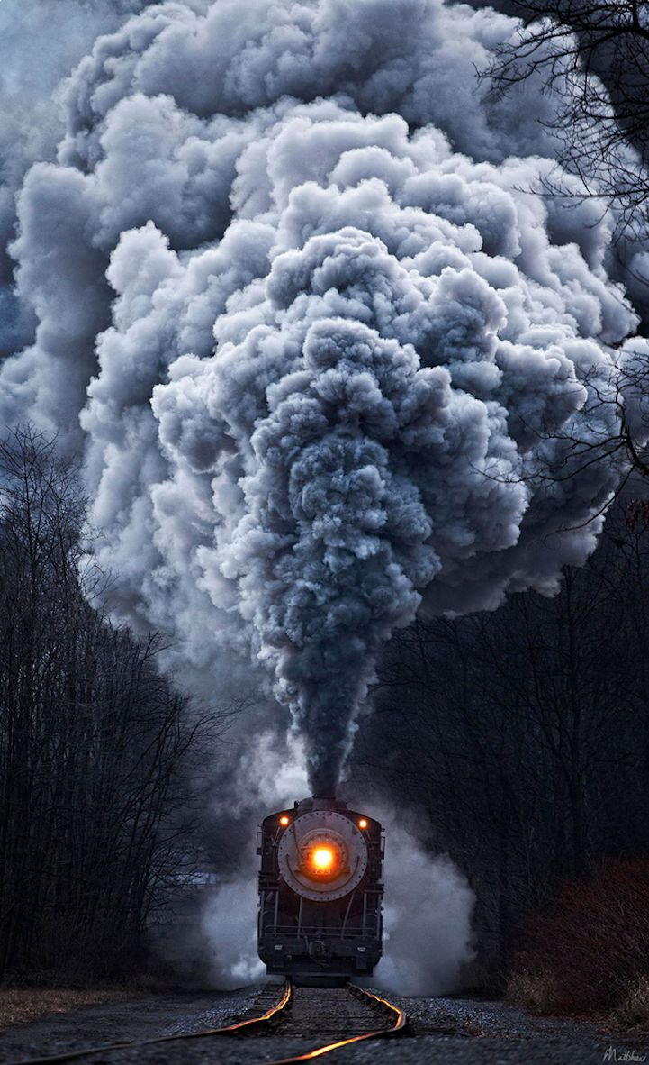 train-photography